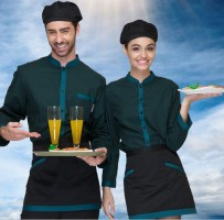 Hotel Bar Staff Uniforms