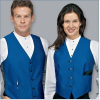 Uniforms Restaurant Suits Vests