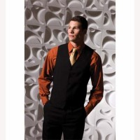 Restaurant Apparel Suit Vests