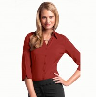 Women Dress Open Shirt