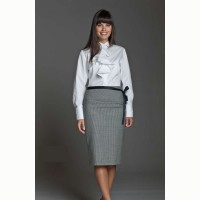 Modern Hotel Skirt Uniforms