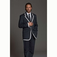Mens Designer Coat Suits