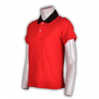 men knitted polo tops