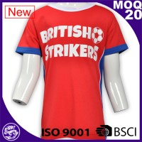 BSCI/ISO9001 Discount short sleeve wholesale children cheap t shirt