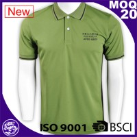 Pique Polo Shirts Custom For Mens Sport Plain Polo Shirts by Holiday Golf