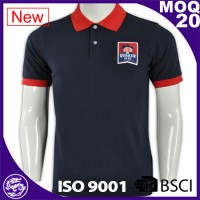 Wholesale security guard uniform polo shirt for men OEM good quality