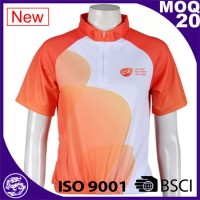 Sportwear Quick Dryfit Function Funny Cycling Jersey