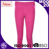 custom slim fit gym pants for women