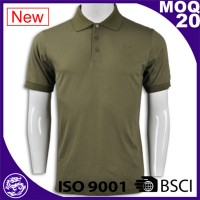 BSCI/ISO9001 China garment industry cheap new design polo shirts size xxxxl
