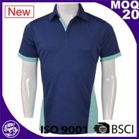 hot sell men short sleeve customized polo shirt made in China