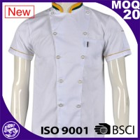 Designer HOT sell restaurant chef uniform