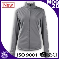 Grey women slim fit sport jacket