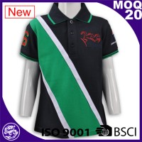 Two-Tone Two color Polo Sublimated Polo Shirt