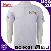hot sell men short sleeve customized new design dry fit polo shirt for boys