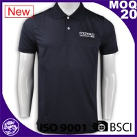 hot sell men short sleeve customized dry fit polo shirt