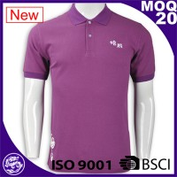 BSCI/ ISO 9001 Factory Wholesale new design women sexy polo shirts