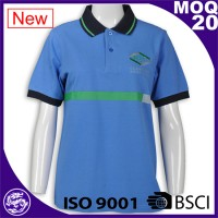 Great workmanship custom design wholesale cheap dry fit polo shirt