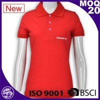 embroidery/Screen print polo clothing