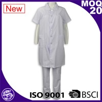 Good quality new design 100% cotton wholesale fashion maternity nursing uniform