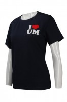Customize Graphic T-Shirts Uniform Supplier