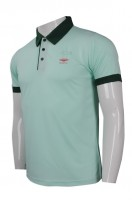 Green Polo Shirts Design