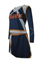 Custom Cheer Outfits Sample