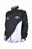 T314 Tailor made sublimation coat windbreaker professional design