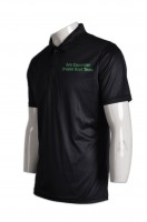 T316 Tailor made polo shirts sublimation design products