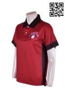 T329 Team uniform sublimation polo shirts tailor made order