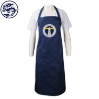 custom-made apron for employees Make embroidery LOGO apron Custom group apron manufacturer