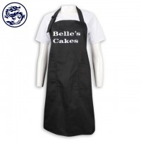 making a halter full body apron dining uniforms apron shop