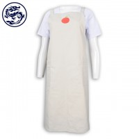 custom-made embroidery logo full body apron employee-specific apron apron supplier