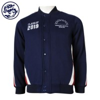 Design Men's Baseball Jacket Embroidered Logo Banyan Australia Primary School Baseball Jacket