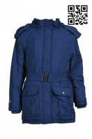 Printing Own design quilted jackets Custom order down coats quilted jackets wholesaler