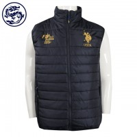 design down vest jacket equestrian sports Australia TFS quilted vest jacket manufacturer