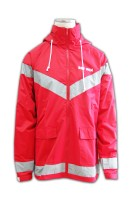Design 3 in 1 jackets tailor-made detachable inner jackets wholesaler