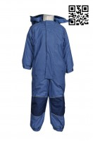 Printing Own design coverall self made 2 in 1 Jackets Functional Coats wholesaler