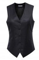 Design business slim vest waistcoat Hotel bank women's uniform Slim vest waistcoat shop