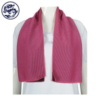 Making a cool towel Sports sweat towel style 100% polyester towel store