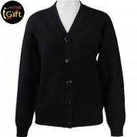 Sample Customized Knit Cold Jacket Custom Cardigan Net Color Cool Jacket HK Department of Health Cold Jacket Supplier