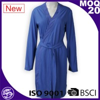 Custom clothing style bathrobe style bathrobe workshop