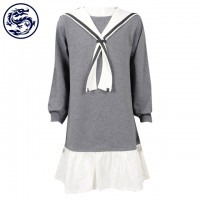 Making Girls' Skirts School Skirts 95% Cotton 5% Spandex Children's Wear Manufacturers