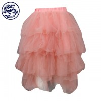 Customized Girl Floral Dress Dance Dress 95% Cotton 5% Spandex Children's Wear Manufacturer