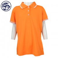 Making children's clothes net color Polo shirt Children's clothing factory
