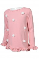 OEM children's wear long sleeve