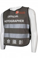 Tailor-made industrial uniform reflective vest uniform