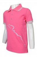Order Polo shirts online with contrasting