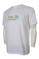 Tailor-made T-shirt Supplier with Net Color