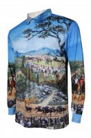 order sublimation long sleeve printed