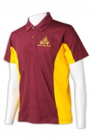 Ordering POLO uniforms online